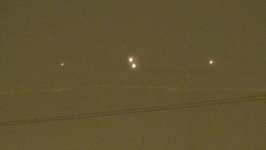 flota de ovnis sobre moscu - Expertos confirman la autenticidad del vídeo que muestra una flota de ovnis sobre Moscú