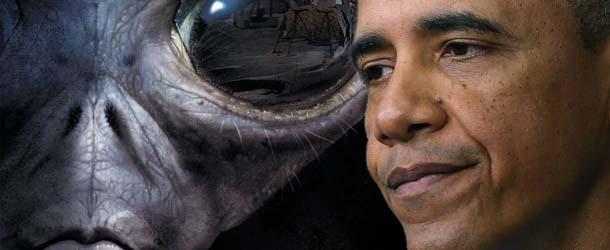 obama contacto extraterrestre - Obama revela que el contacto extraterrestre podría ser este año
