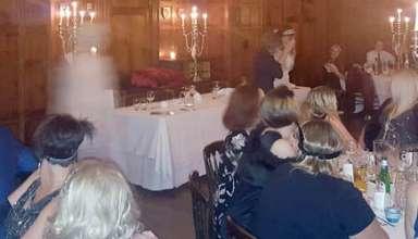 presencia fantasmal gales 384x220 - Fotografía muestra una presencia fantasmal en un antiguo hotel de Gales