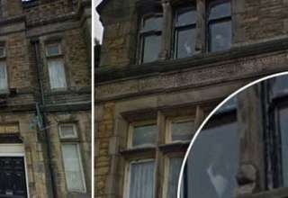 rostros fantasmales hotel liverpool 320x220 - Descubren unos rostros fantasmales en las ventanas de un hotel de Liverpool