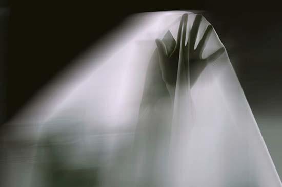 Convivir con espíritus entidades no deseadas