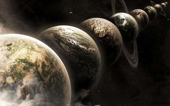 Déjà vu recuerdos universo paralelo