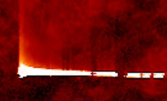 gran puerta estelar en el sol - Imágenes de la NASA muestran una gran puerta estelar en el Sol