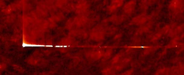 gran puerta estelar sol - Imágenes de la NASA muestran una gran puerta estelar en el Sol