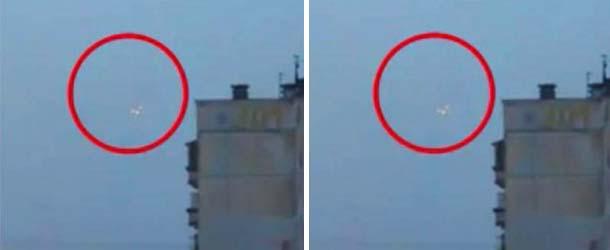 ovni putin - OVNI triangular aparece sobre la ciudad natal de Vladímir Putin