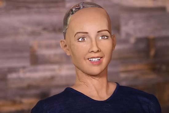 sophia el robot amenaza destruir humanidad - Sophia, el robot que amenaza con destruir a la humanidad