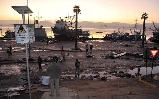 """asia big one - Después de los terremotos en Asia los científicos advierten que la siguiente catástrofe será el """"Big One"""""""