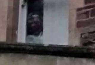 aterrador rostro gales 320x220 - Aterrador rostro aparece en una fotografía de un manicomio abandonado de Gales