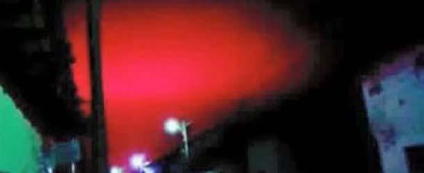 Una misteriosa bola de fuego tiñe de rojo los cielos de El Salvador, ¿una señal más del fin de los tiempos?