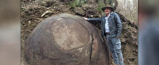 bosnia misteriosa esfera gigante - Arqueólogo descubre en Bosnia una misteriosa esfera gigante fabricada por una civilización avanzada