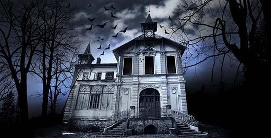 Paranormal, a pié de calle, investigación. Casas-pueden-tener-vida-propia