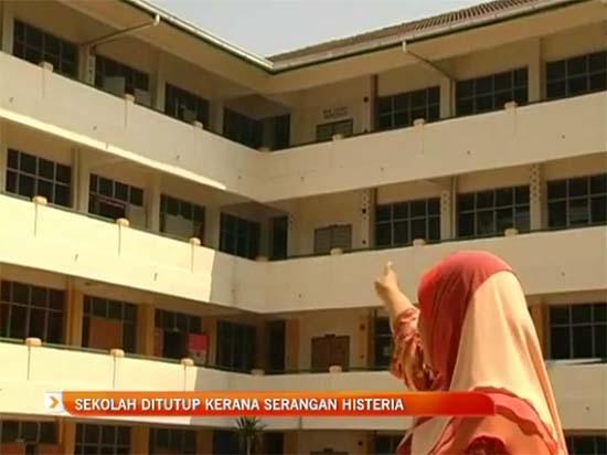 Escuelas de Malasia entidades demoníacas