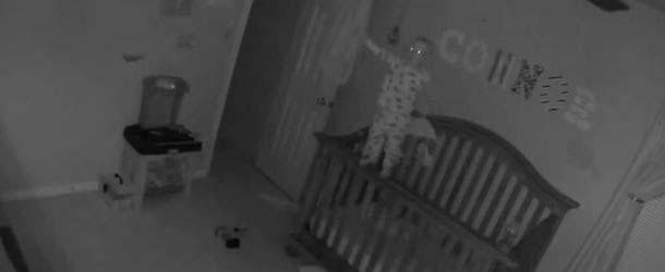 nino poseido - El video de un niño poseído en su cuna causa polémica en Internet
