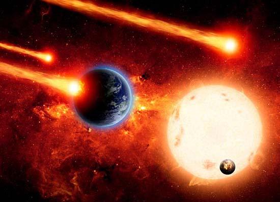 planeta x acabar con la vida en la tierra - Científico asegura que el Planeta X podría acabar con la vida en la Tierra este mes