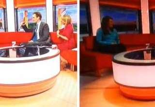 sombra fantasmal bbc 320x220 - Una sombra fantasmal aparece durante la emisión de un programa de televisión de la BBC