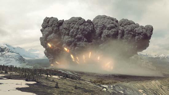 supervolcan yellowstone erupcion - Expertos advierten que el supervolcán de Yellowstone podría entrar en erupción este año