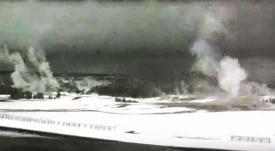 supervolcan yellowstone - Expertos advierten que el supervolcán de Yellowstone podría entrar en erupción este año