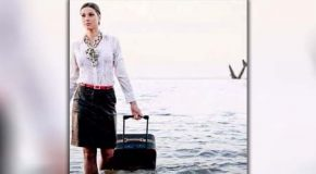 Azafata del vuelo Egyptair MS804 publica una foto premonitoria dos años antes del trágico accidente