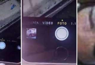 escalofriante imagen en su nuevo iphone 320x220 - Una persona descubre una escalofriante imagen en su nuevo iPhone