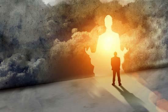 Guías espirituales seres de luz
