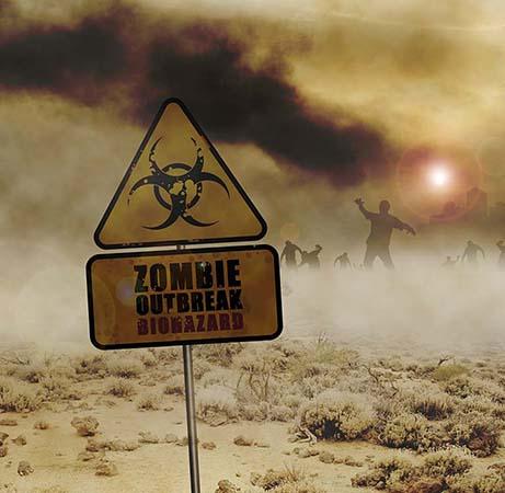 Ha comenzado apocalipsis zombie