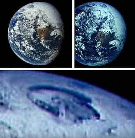 nasa entradas interior tierra - Imágenes de la NASA muestran entradas al interior de la Tierra