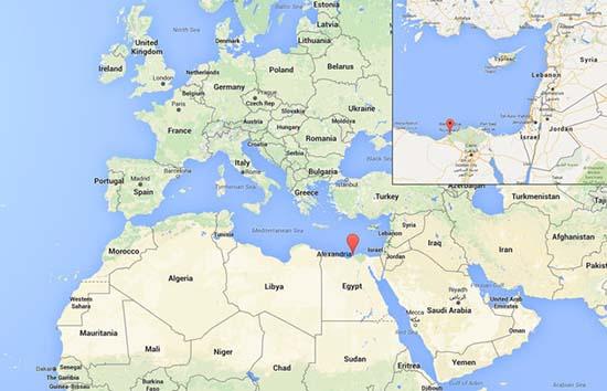 ovni vuelo ms804 egyptair - Pilotos turcos vieron un OVNI una hora antes de que desapareciera el vuelo MS804 de EgyptAir