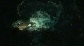 Encuentran al legendario Kraken a través de Google Earth