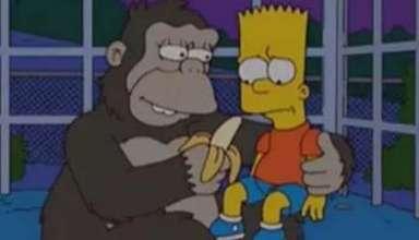 los simpson predicen futuro 384x220 - Una vez más, 'Los Simpson' predicen el futuro: Esta vez, la historia del gorila Harambe