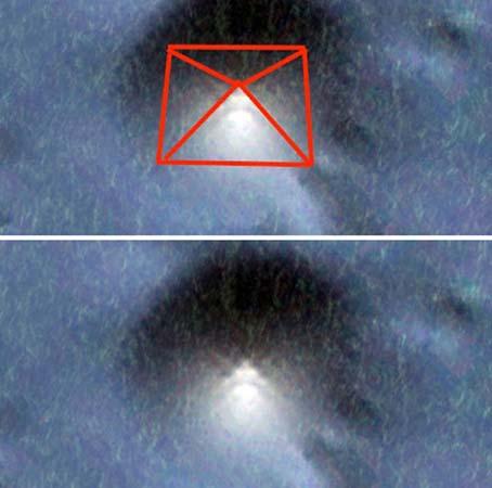 Pirámide origen extraterrestre costa México