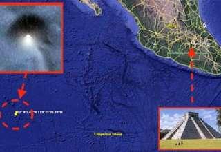 piramide origen extraterrestre mexico 320x220 - Descubren una enorme pirámide de origen extraterrestre frente la costa de México