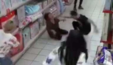 posesion demoniaca supermercado 384x220 - Cámara de seguridad graba una posesión demoníaca en un supermercado