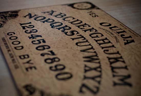 Posesiones demoníacas la Ouija