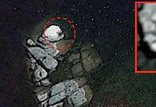 arana tamano autobus mexico 320x220 - Descubren en Google Earth una araña del tamaño de un autobús cerca de la costa de México