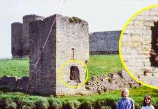 arquero espectral castillo gales 320x220 - Un abuelo fotografía un arquero espectral en un castillo de Gales