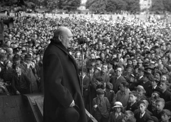 Churchill predijo muerte