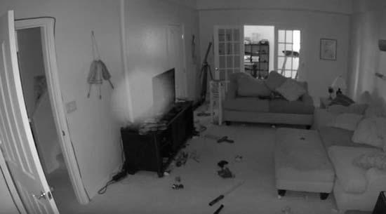 Orbe fantasmal casa Colorado
