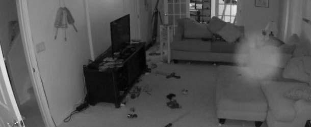 orbe fantasmal colorado - Cámara de seguridad capta un orbe fantasmal en una casa de Colorado