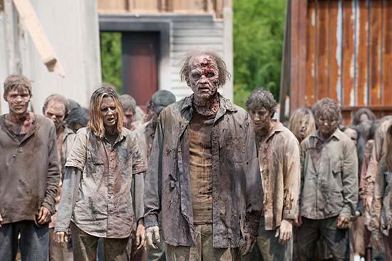 Pentágono apocalipsis zombi