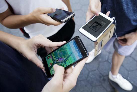 Pokémon GO juego diabólico
