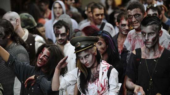 brote de antrax apocalipsis zombie - Un brote de ántrax en Siberia debido al deshielo podría desatar un apocalipsis zombie en el mundo