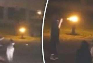 ritual satanico cern 320x220 - Escalofriante vídeo muestra un sacrificio humano durante un ritual satánico en las instalaciones del CERN