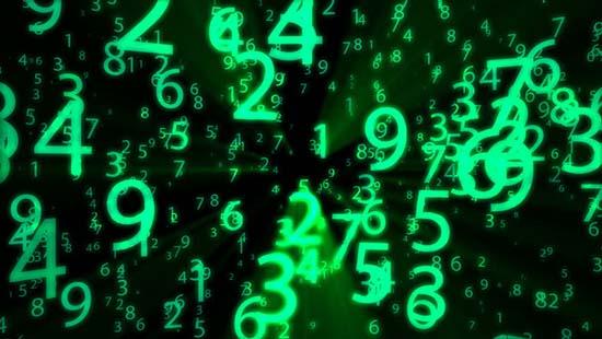 Sueños números