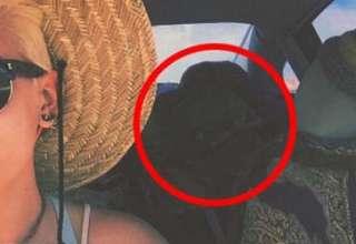 fantasma michael jackson selfie 320x220 - El fantasma de Michael Jackson aparece en el selfie de su hija