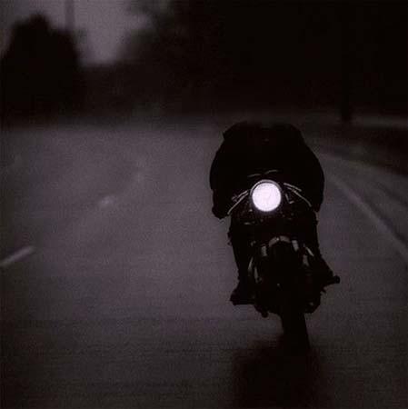 Historias motoristas fantasmas
