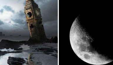 profecias apocalipticas luna negra 384x220 - ¿Se cumplirán las profecías apocalípticas con la Luna negra de este viernes?