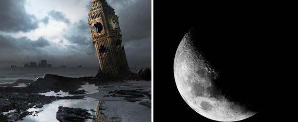 profecias apocalipticas luna negra - ¿Se cumplirán las profecías apocalípticas con la Luna negra de este viernes?