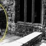 Fotografían una asombrosa figura fantasmal en un castillo de Inglaterra