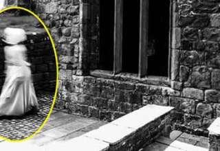 figura fantasmal castillo inglaterra 320x220 - Fotografían una asombrosa figura fantasmal en un castillo de Inglaterra