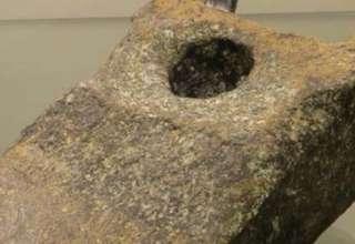 misterioso objeto de aluminio 320x220 - Investigadores creen que un misterioso objeto de aluminio de hace 250.000 años podría ser los restos OVNI